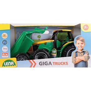Velký traktor s vlekem 62cm Valtr