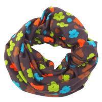 Barevný šátek Tomas zelený D4