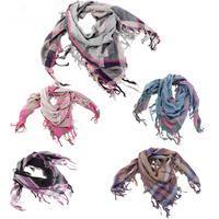 Čtvercový šátek Kristin