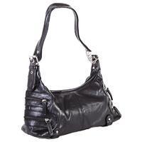 Černá mini kabelka Roxana