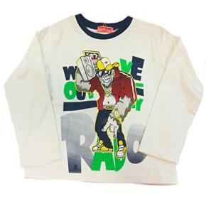 Chlapecké tričko s potiskem Milan - 98/104