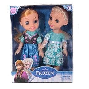 Sada panenek Anna a Elsa