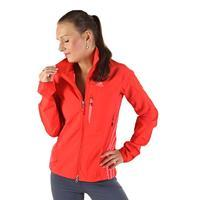 Adidas sofshellová bunda červená