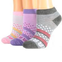 Dětské kotníkové ponožky s motýly M5a BW