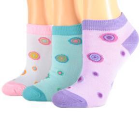 Dívčí kotníkové ponožky F M7c