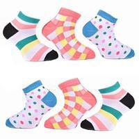 Dětské kotníčkové ponožky O8a M