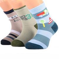 Klučičí vysoké ponožky N4b Z