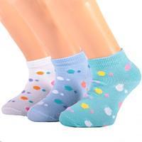 Nízké holčičí ponožky O6b M 23-26