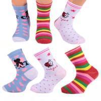 Holčičí klasické ponožky R6b M