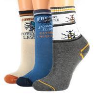 Chlapecké bavlněné ponožky M8b M