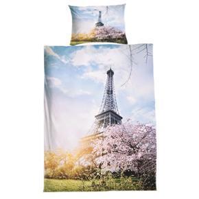 3D povlečení motiv Eiffelova věž