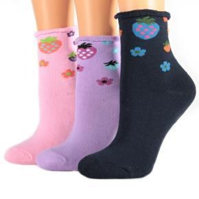 Zimní dívčí ponožky N2b F