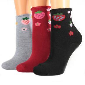 Zimní dívčí ponožky N2b CR