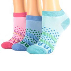 Dětské kotníkové ponožky s motýly M5a M