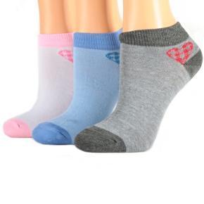 Dívčí nízké ponožky se srdíčky M5b M