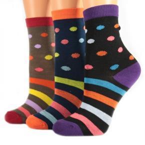 Veselé dívčí ponožky M3a H