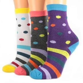 Veselé dívčí ponožky M3a F