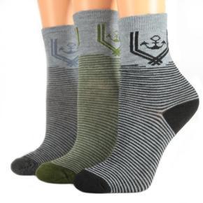 Sportovní dětské bavlněné ponožky M3b Z