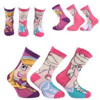 Vysoké holčíčí ponožky Frozen P6a