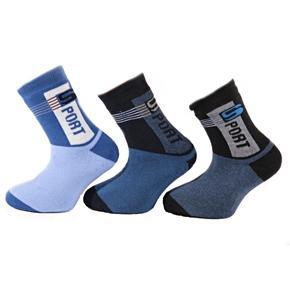 Chlapecké zimní ponožky P5d CB