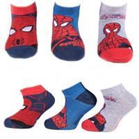 Klučičí nízké ponožky Spider-Man P8b