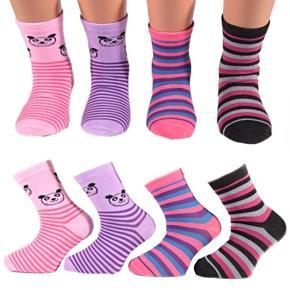 Holčičí klasické ponožky O4b