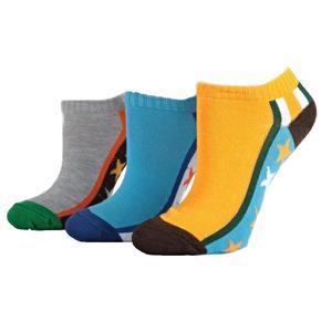 Chlapecké kotníkové ponožky M7b O 31-35