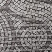 Gumová koupelnová rohož 65cm Dlažba
