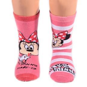 Holčičí klasické ponožky Minnie Mause P3a R