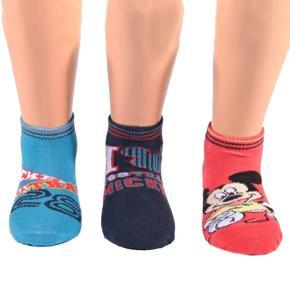 Dětské kotníkové ponožky Mickey Mause P5a