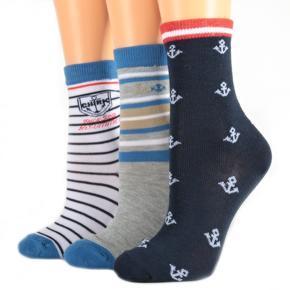 Klasické chlapecké ponožky M3c BW