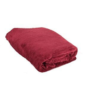 Bordó hřejivá deka Alex 180 x 220