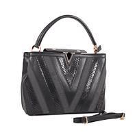 Černá mini kabelka Tomy 7A