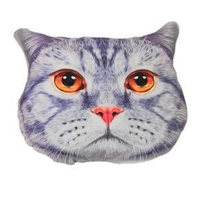 Nadýchaný polštář kočka Micka