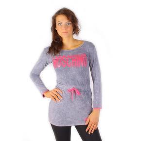 Tričko s dlouhým rukávem Donell šedé