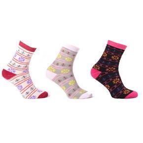 Zdravotní zimní ponožky Petra