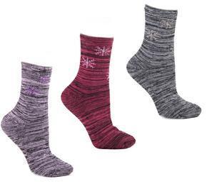 Zdravotní zimní ponožky Anna