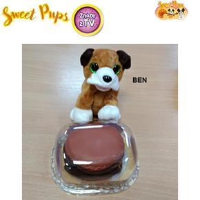 Sweet Pups plyšové štěňátko Ben