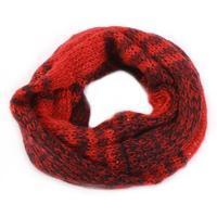 Jarní šátek Peter červeny E4