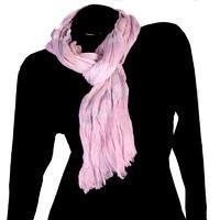 Moderní šátek Lilia růžový C3
