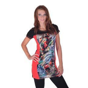 Pestré letní šaty Enya