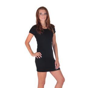 Decentní černé šaty Nagel