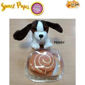 Sweet Pups plyšové štěňátko Peggy