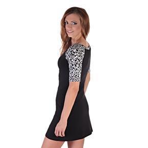 Elegantní dámské šaty Black