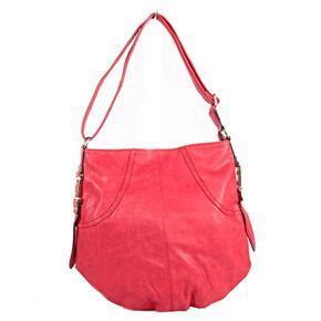 Červená velká kabelka Jitka 2C