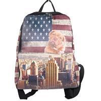 Stylový batoh Natálie motiv Amerika 2A