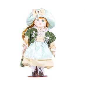 DOLL porcelánová panenka Miglia 30cm