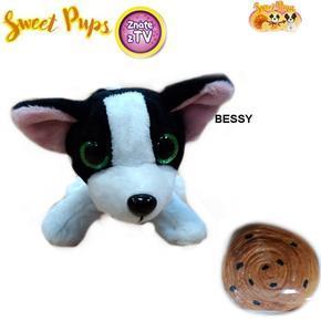 Sweet Pups plyšové štěňátko Bessy
