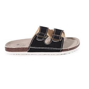 Pánské korkové pantofle Horst černé
