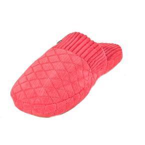 Dámské domácí pantofle Leny červené